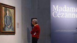 Une exposition exceptionnelle sur Madame Cézanne à New