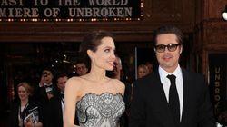 Angelina Jolie et Brad Pitt à la première d'«Invincible»