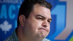 Dean Del Mastro démissionne de son poste de député aux