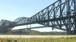 Peinture du pont de Québec : c'est au CN de le faire, répètent les élus