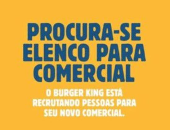 Bolsonaro, censura, sanduíche e fritas: Treta envolvendo Burger King movimenta