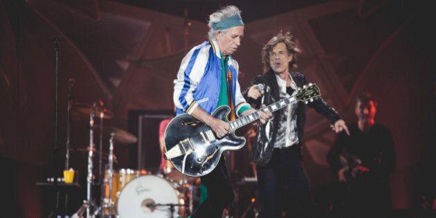 Les Rolling Stones reprennent leur tournée après deux mois