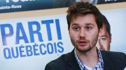 Léo Bureau-Blouin, futur président des jeunes