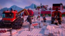 Greenpeace fait la guerre à LEGO