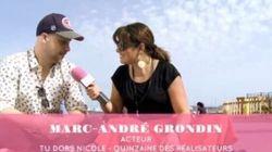 Le tapis rose de Catherine Beauchamp: rencontre avec Marc-André Grondin