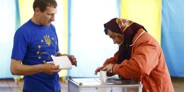 L'Ukraine vote entre espoir et