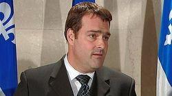 L'ex-député libéral David Whissell a tenté de s'ingérer dans un contrat du