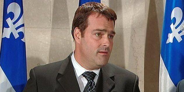 Commission Charbonneau : l'ex-député libéral David Whissell a tenté de s'ingérer dans un contrat du
