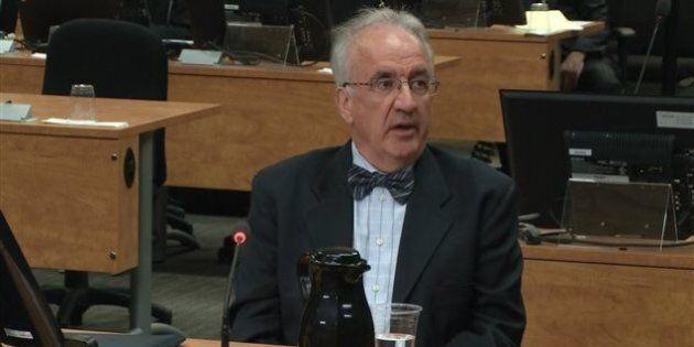 Commission Charbonneau: l'ex-sous-ministre Beaulieu soutient avoir épaulé Beaudry dans sa lutte à la