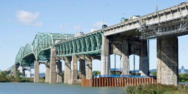 Un péage sur le pont Champlain alourdirait la circulation dans la région