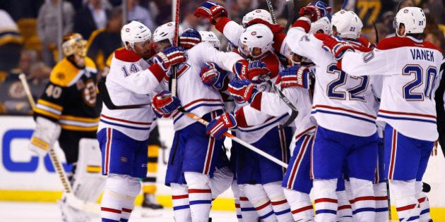 Les Bruins gagnent 5-3 contre le