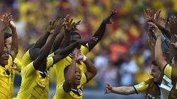 Mondial 2014: La Colombie bat la Grèce 3 à