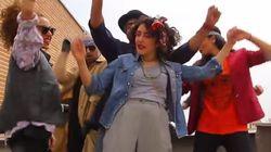 Des Iraniens font vibrer Téhéran grâce à «Happy»