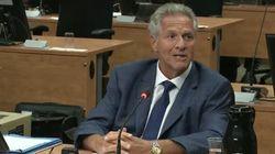 Le maire de Terrebonne avoue qu'il a séjourné deux fois sur le bateau de Tony