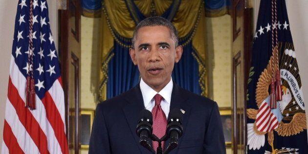 Obama annonce qu'il est prêt à lancer des frappes contre l'EI en