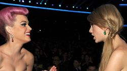 Dispute entre Katy Perry et Taylor Swift?