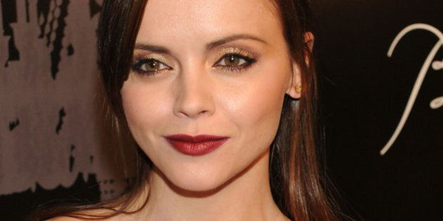 NEW YORK, NY - DECEMBER 03:  Christina Ricci attends the 9th annual UNICEF Snowflake Ball at Cipriani Wall Street on December 3, 2013 in New York City.  (Photo by Craig Barritt/WireImage)