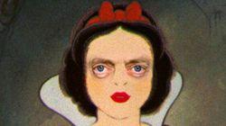 Les princesses Disney... avec les yeux de Steve