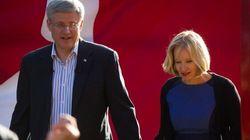 Élections fédérales 2015 : Stephen Harper traite Trudeau