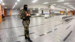 Ukraine: affrontements autour de l'aéroport de