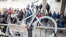 Décès de Mathilde Blais: un vélo fantôme et une minute de