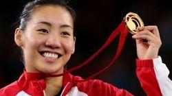 Michelle Li, médaillée d'or en