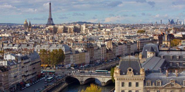 France: célébrations pour le 70e anniversaire de la libération de