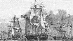 L'un des navires de l'expédition Franklin en 1846 localisé