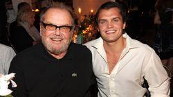 Jack Nicholson et son fils sont
