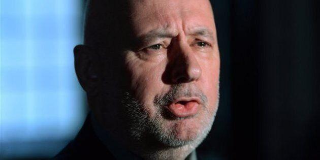 Bloc québécois: le député Claude Patry se rallie au nouveau