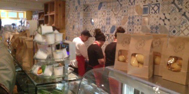 Cantinho de Lisboa : la nouvelle épicerie-boutique de la chef Helena Loureiro à