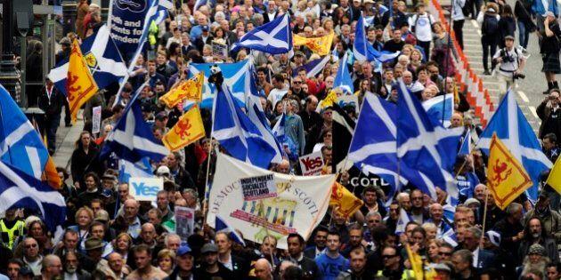 Écosse: dernier débat télévisé sur l'indépendance, sur fond de querelles