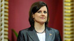 Quotas pour les femmes en politique: la ministre Vallée
