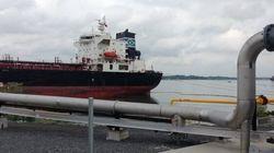 Le pétrole des sables bitumineux arrive sur le