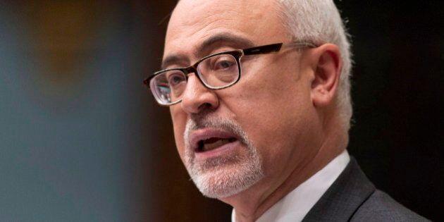 Un mini-budget pourrait être présenté à l'automne, confirme le ministre