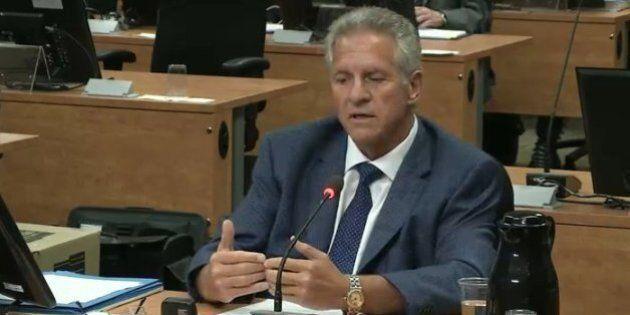 Commission Charbonneau: Tony Accurso affirme avoir donné 250 000 $ pour Jacques