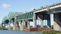 Pont Champlain: Stephen Harper n'a pas l'intention de changer d'idée sur le