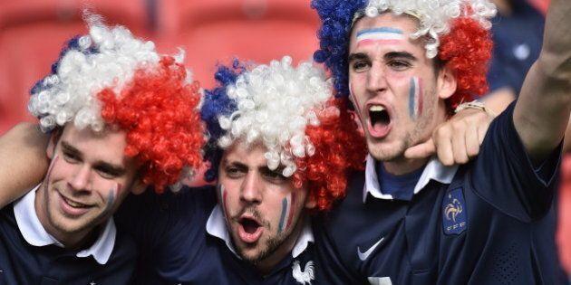 Mondial 2014: Karim Benzema donne la victoire à l'équipe de France contre le