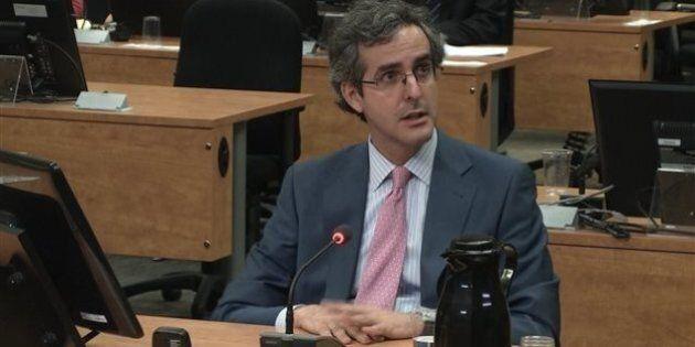 Commission Charbonneau : SNC-Lavalin accusée d'avoir menacé son rival pour le contrat du