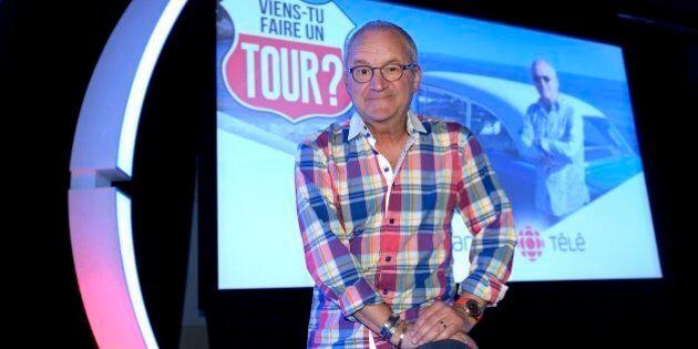 «Viens-tu faire un tour?» à ICI Radio-Canada Télé : confidences en voiture avec Michel