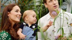 Le prince William et son épouse Kate attendent leur deuxième enfant pour