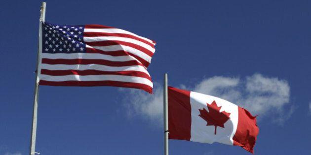 Un blitz d'idées de jeunes talents pour régler les problèmes à la frontière entre le Canada et les