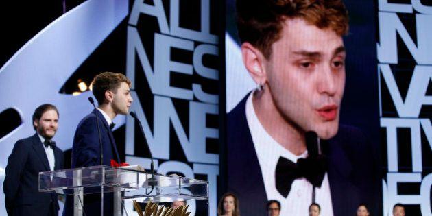 Xavier Dolan remporte le prix du jury pour Mommy