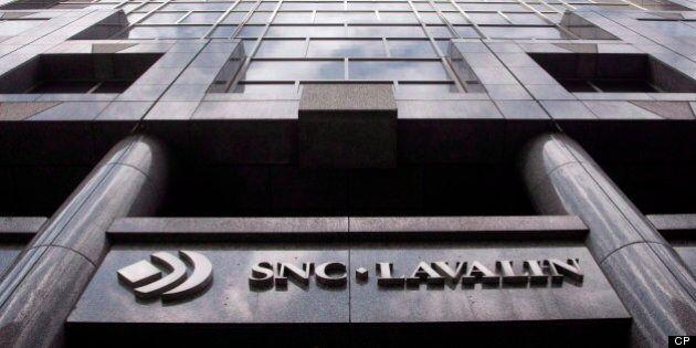 Un cadre de SNC-Lavalin quitte
