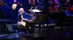 Ingrid St-Pierre aux FrancoFolies: symphonique et solo