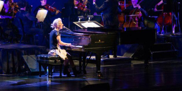 Ingrid St-Pierre aux FrancoFolies de Montréal: symphonique et solo