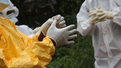 Ebola: un avion immobilisé à Boston par précaution, 5 personnes