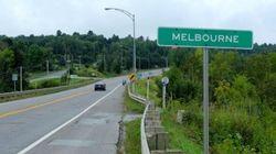 Sur le chemin du Compostelle québécois: Richmond à L'Avenir