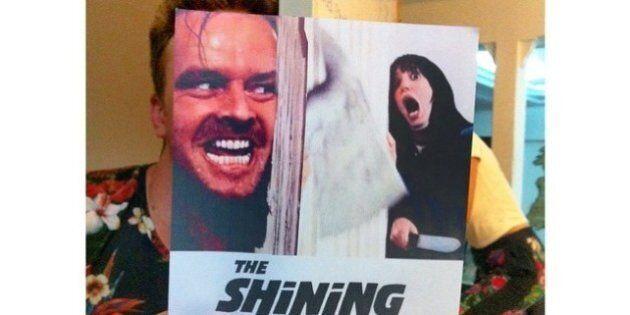 Des affiches de films cultes détournées avec des personnages
