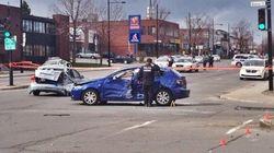 Deux piétons ont été happés mortellement par une voiture à